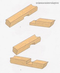 Разновидности деревянных соединений