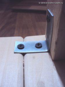 настенная деревянная вешалка для прихожей своими руками