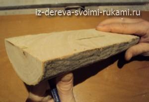 деревянная ложка своими руками