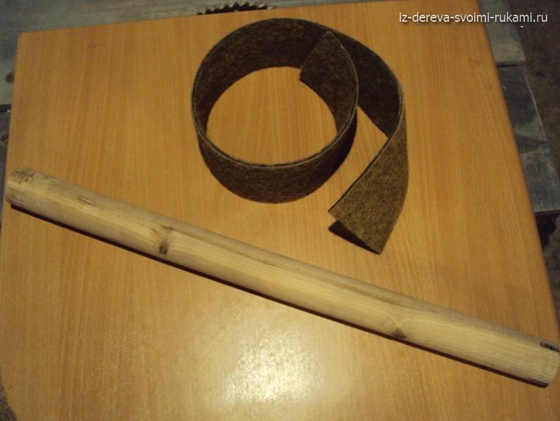 шлифовка и полировка древесины,приспособления