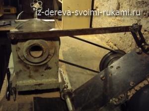 изготовление токарного станка по дереву