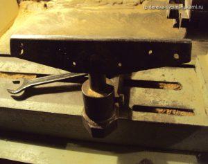 опорная планка на токарном станке