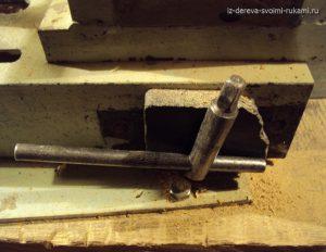 инструмент для токарного станка по дереву