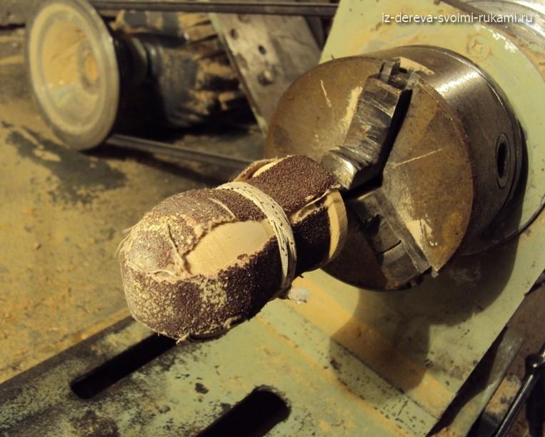 насадка для шлифовки внутренних поверхностей