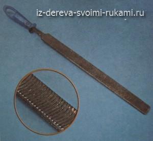 инструменты по дереву рашпиль
