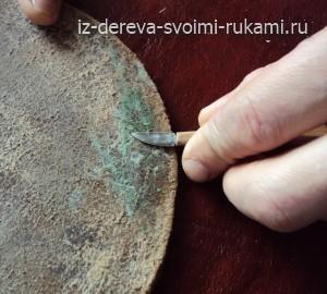 заточка инструмента для резьбы по дереву