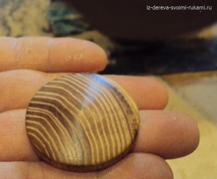 как сделать деревянные украшения