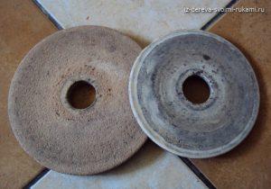 круги-насадки для заточных станков