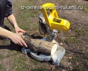 настольный распиловочный станок по дереву