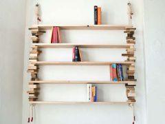 Как сделать настенные деревянные полки своими руками