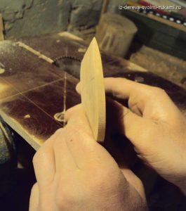 деревянная расческа для волос своими руками