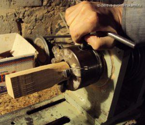 изготовление ручек для мебели своими руками