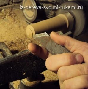 самодельные ручки из дерева