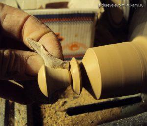 как сделать мебельные ручки разных форм