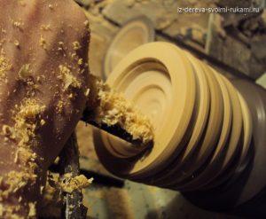 изготовление солонки из дерева своими руками
