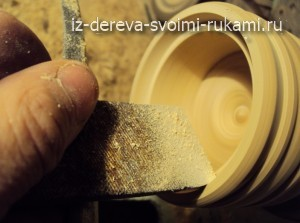 как сделать деревянную шкатулку солонку на токарном станке