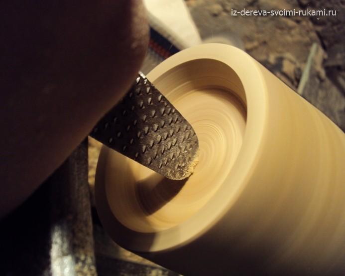 изготовление крышки для деревянной шкатулки