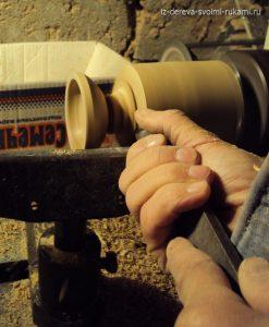 изготовление крышки для шкатулки из дерева