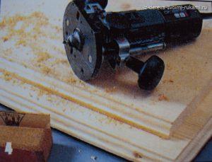 как сделать комод из дерева