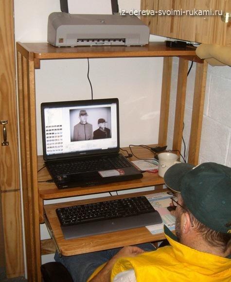компьютерный стол фото