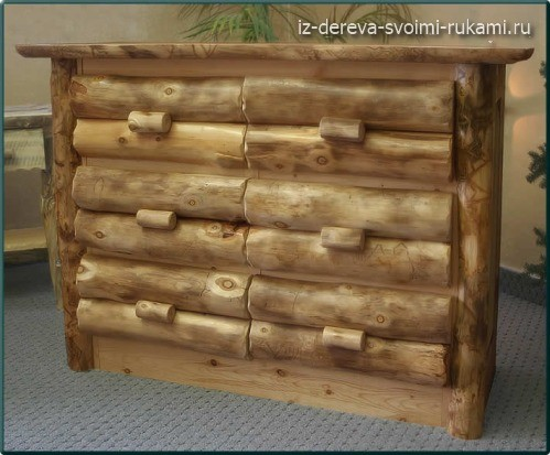 декоративная мебель для дачи