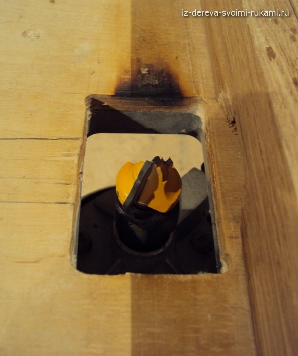 самодельный стол для ручного фрезера