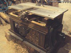 Самодельный деревообрабатывающий станок