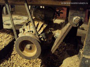 деревообрабатывающий станок своими руками