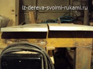 самодельный фуговально-пильный станок по дереву