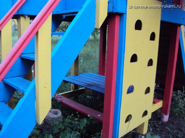 стол для детской площадки