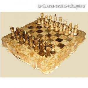 поделки из капа, шахматы