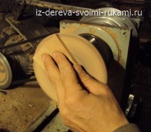 деревянная лопатка для кухни,изготовление