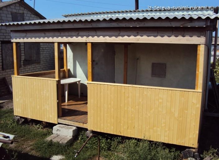 проект деревянной беседки для дачи