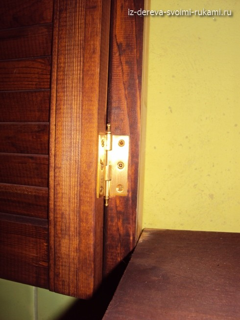 двери для встроенного шкафа в туалете