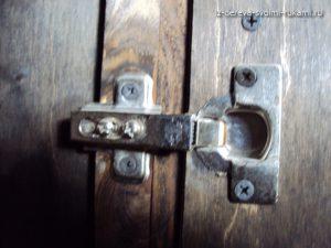 встроенный шкаф в нишу из гипсокартона своими руками