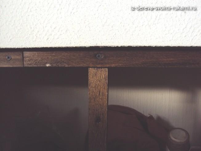 изготовление встроенной мебели в гостиную своими руками