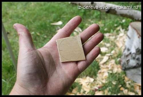 как сделать кружку из дерева своими руками