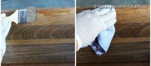 как сделать бельевой ящик из дерева своими руками