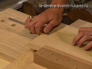 как сделать деревянный ящик для хранения инструментов своими руками