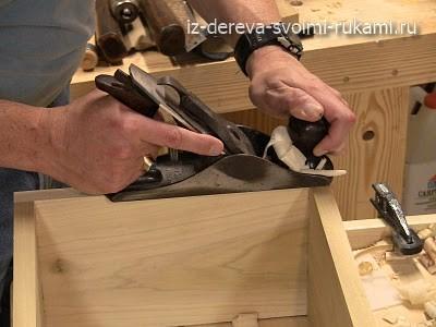 ящик для инструментов из дерева своими руками