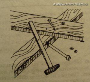 как сделать качели для дачи своими руками