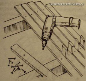 деревянные качели для дачи своими руками