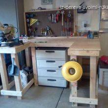 Оборудование рабочего места в мастерской