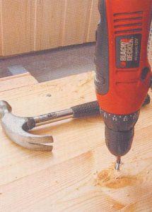 2 Изображение 011 - Из дерева своими руками! Интересные деревянные поделки, мебель, мастер-классы по дереву - Обустройство балкона своими руками. Настилка деревянного пола