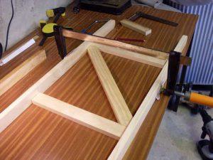 как сделать деревянный табурет стремянку своими руками