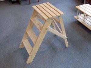деревянный табурет стремянка своими руками