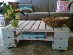 Способы использования деревянных поддонов. Интересные идеи для дома