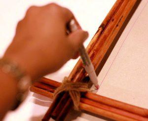 оформление фотографий в рамку своими руками