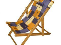 Как сделать кресло шезлонг для дачи своими руками