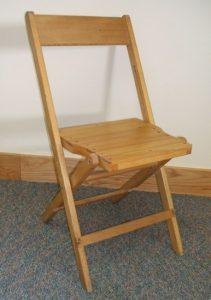 как сделать деревянный складной стул со спинкой своими руками